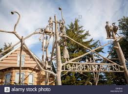 s p dinsmoor s populist visionary outsider art sculpture garden of eden and limestone cabin lucas kansas usa