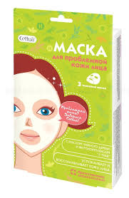 CETTUA <b>Маска</b> для проблемной кожи <b>лица</b>, <b>3</b> шт N 1 купить в ...