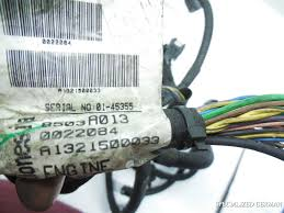 smart fortwo engine wire harness wiring 08 09 10 11 12 13 smart fortwo engine wire harness wiring 1321500033
