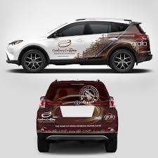 Automotive Design Australia Elegant Serious Car Wrap Design For A Company By Hdcreation