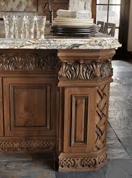 Custom Kitchen Island Custom Kitchen Island Design Beck Allen Cabinetry