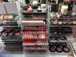 box view larger clear acrylic makeup wonderful design of makeup drawers