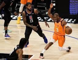 Suns bezwingen Clippers 130:103 und stehen in Finals - Basketball
