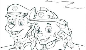 Super Chase Paw Patrol Chase Paw Patrol Coloring Page Crayola