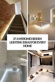 interior design lighting ideas. 27 Awesome Hidden Lighting Ideas For Every Home Interior Design E