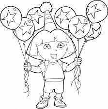 Kleurplaten Dora Prinses Nvnpr Throughout Dora And Friends