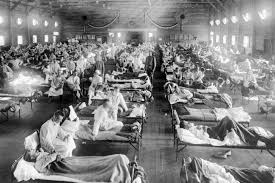 the flu pandemic that revolutionized public health essay   into an emergency hospital at camp funston a subdivision of fort riley in kansas photo courtesy of the national museum of health associated press