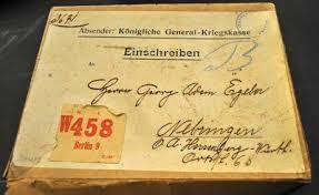 Danke für 4,5 jahre knochen hinhalten in lieber felix, pass au.f dich auf, bleib.1. Geburtstagsgrusse Von Gustav Muller Aus Den Vogesen Europeana