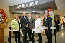 Blue Ribbon Bakery Kitchen Au Bon Pain At The Blue Granite Cafe Opens At Wilmington Hospital
