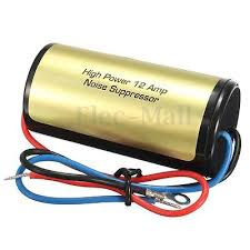 12 amp car stereo radio audio power wire engine noise filter 12 amp car stereo radio audio power wire engine noise filter suppressor isolator prev