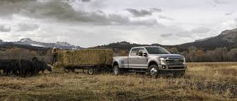 2017 Ford Towing Chart 2020 Ford Super Duty Truck Capability Features Ford Com