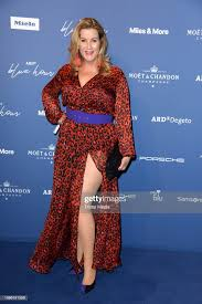 Alexa Maria Surholt during the Blue Hour Party hosted by ARD ...
