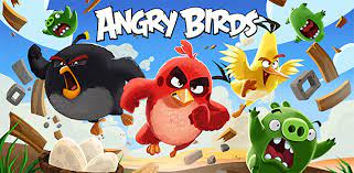 Angry Birds Classic Mod Apk 8.0.3 (Unlimited Money) Free Download
