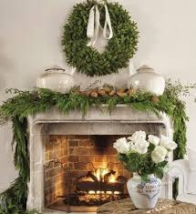 33 Mantel Christmas Decorations Ideas  DigsDigsChristmas Fireplace Mantel