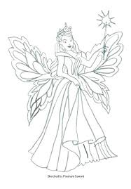 Free Fairy Tale Character Coloring Pages Fairy Tale Coloring Pages
