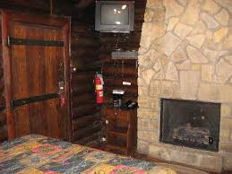white pines inn cabin 4 fireplace and tv
