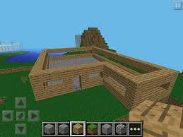 Minecraft Pe Bedroom How To Build A House Minecraft Pocket Edition Minecraft Pocket