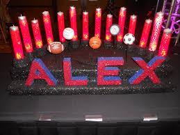 alex s bar mitzvah candlelighting event planner dm events design dmeventsanddesign