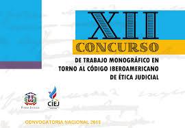 Resultado de imagen para codigo iberoamericano etica judicial fotos