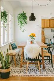 boho dining room 18