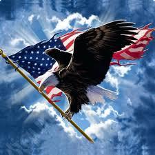 Patriotic Eagle Wallpaper | Free | Download