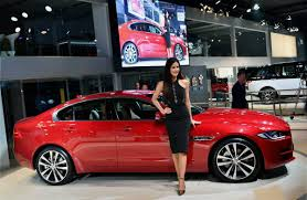 new car launches audiexpo 2016 audi and jaguar launch new series