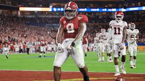 oklahoma score orange bowl 2018 no 1 tide work no 4 sooners in college football playoff semifinal