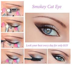 quick eye makeup stencils eyeliner by quickmakeupstencils on etsy on