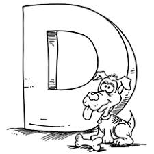 Small Picture Top 10 Free Printable Letter D Coloring Pages Online