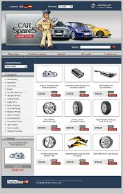 auto parts website template auto parts oscommerce template 21503