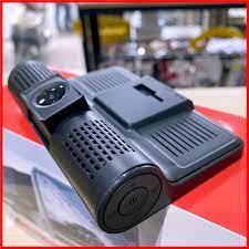 HÀNG CHÍNH HÃNG]Camera Hành Trình Ô Tô 3 Mắt X005, Màn Hình Công Nghệ IPS 4  Inch Full HD 1080, Camera Sau Chống Nước, Góc Quay Siêu Rộng 170 Độ, WDR  Chống