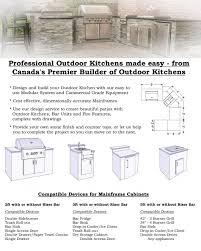 Prefab Outdoor Kitchen Frames Outdoor Kitchen Outdoor Kitchens And Appliances