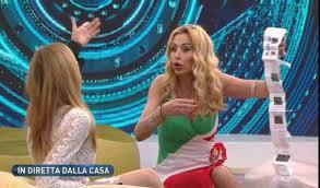 Valeria Marini al Grande Fratello Vip 2020: l'acceso confronto con Rita  Rusic