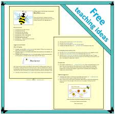 Bee Themed Birthday Chart Getting Ready For The First Day With Busy Bee Resources