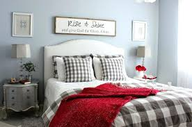 red and black buffalo check bedding cozy knit throw on gray white red and black buffalo check bedding