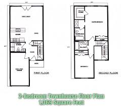 2 bedroom townhouse. many other plans, 2-bedroom townhouse floor plans - brandl anderson homes 2 bedroom