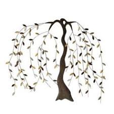 35 25 in x 42 5 in willow gold bronze metal wall art on metal tree wall art australia with 63 best metal tree wall art images on pinterest wire trees tree