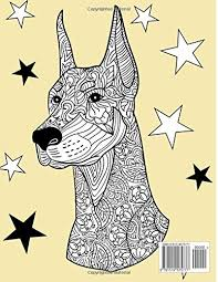 amazon dog lover coloring book best coloring gifts for mom dad friend women men and s everywhere beautiful dogs stress relieving