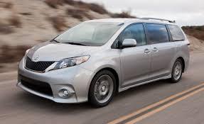 Toyota Sienna Reviews | Toyota Sienna Price, Photos, and Specs ...