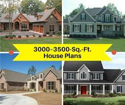 why you need a 3000 3500 sq ft house plan