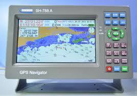 Cheap Chart Plotters 2017 Sh 788a 7inch Marine Gps Chart Plotter Gps Combo Ais