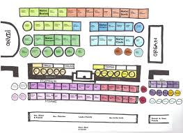 Singing Time Idea Primary Program Seating Chart Primary