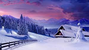 4K Winter Wallpapers - Top Free 4K ...