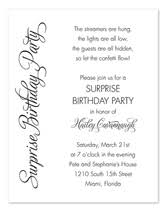 Invitation Words For Birthday Party Invitation Wording Samples By Invitationconsultants Com