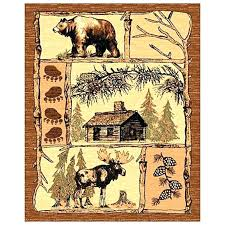 kijiji area rugs deer area rug bathroom rugs medium size of area ts wildlife area deer