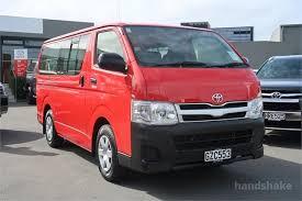 2013 Toyota Hiace ZL 3.0 Turbo Diesel Manual 3 Sea for sale in ...