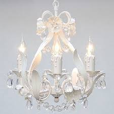 shabby chic lighting. white wrought iron floral chandelier crystal flower chandeliers lighting h15 shabby chic
