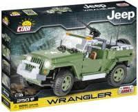 <b>COBI Jeep</b> Wrangler 24260 – купить <b>конструктор</b>, сравнение цен ...