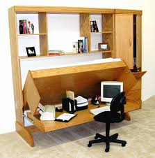twin murphy bed desk. Contemporary Desk Bedroom Alluring Wooden Wall Furniture Design Inspiration Presenting Moving  Beds Integrated With Workspace Feat Swivel Inside Twin Murphy Bed Desk