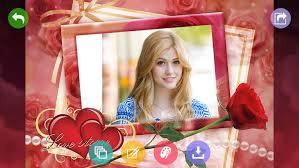 sweet love photo frames photo editor screenshot 1
